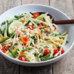Green Papaya Salad | Gather & Dine