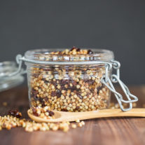 Buckwheat Granola | Gather and Dine