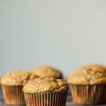 Pumpkin Millet Muffins | Gather & Dine
