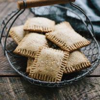 Chocolate Hazelnut Toaster Pastries | Gather & Dine
