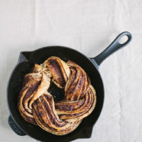 Chocolate Swirl Bread | Gather & Dine