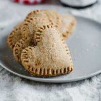 Raspberry Hand Pies | Gather & Dine