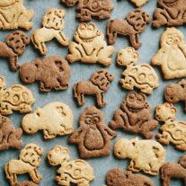 Animal Crackers {Chocolate and Cinnamon} | Gather & Dine