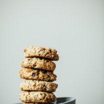 Cardamom Vanilla Breakfast Cookies | Gather & Dine