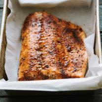 Baked Salmon with DIY Potlatch Seasoning | Gather & Dine