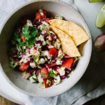 Cabbage Salsa